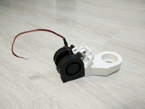 Mendel90 - Dual Radial Fan Duct