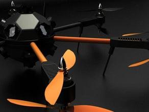 ZENDRONE.immersive cam drone