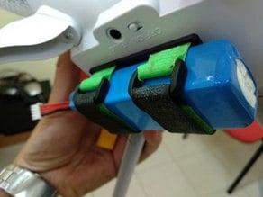 Bayangtoys X16 X21 quick release external battery mount - Bayangtoys X16 X21 Soporte para batería externa al enganche de la cámara