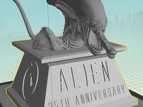 Alien 35th Anniversary Bust