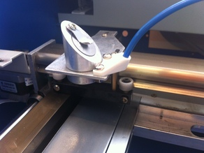Laser Cutter air nozzle for Chinese Laser Cutter