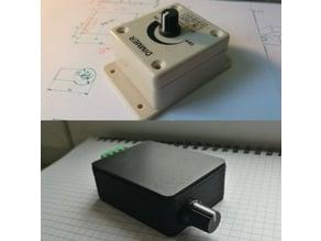 Dimmer box