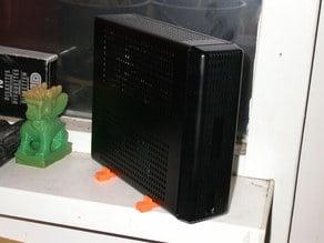 Mini-Box M350 Mini-ITX case feet + modular connector