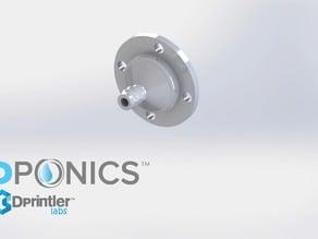 Drip Nozzle (1/8 inch, 4 holes) - 3Dponics Vertical Garden