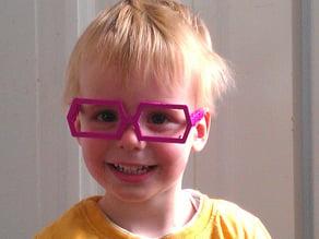 Single-part Glasses