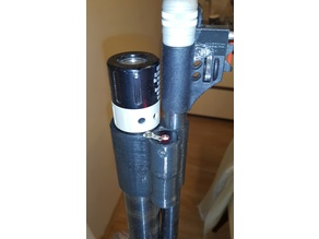 Hatsan T10 Edge Laser Holder