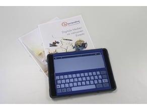 Fingerführung (Keyguard) iPad Tastatur