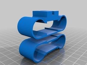 Vibration Damper for P3 Steel
