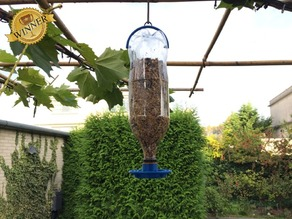 bird-food-dispenser