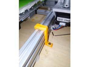AM8 2040 - Hold Down Clamp