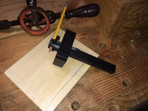 Marking Gauge - Traditional Woodworking Tool