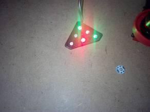 FPV WS2812B LED Box for Naze32 back led