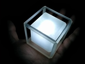 Ingress Power Cube Lampshade
