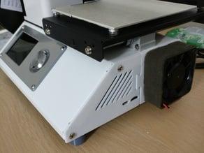 Malyan M200 / MP select mini side cooling 60mm/50mm fan