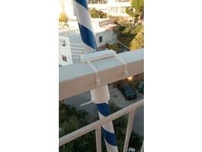 Flag holder