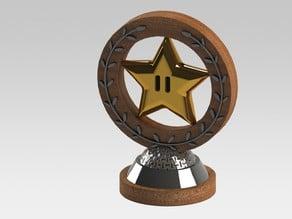 Star Trophy M