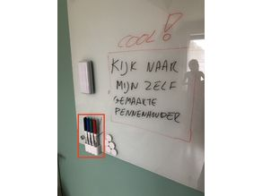 """Glassboard holder for marker """"BIC Velleda"""""""