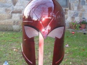 Magneto Helmet: X-men First Class