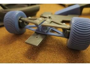 Front Suspension OpenRC F1 - flexible filament