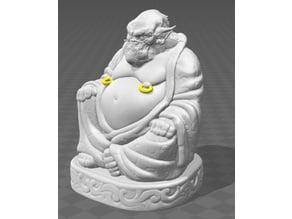 Orc Buddha