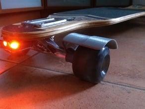 Longboard Fender