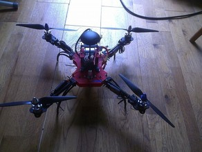 Quadcopter or Arducopter