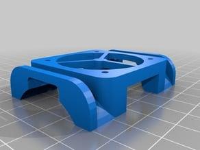 Rc Car Fan Mount 40mm for 42mm motor diameter Arrma, Cen reeper