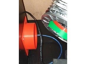 Phrozen Shuffle XL duct adapter