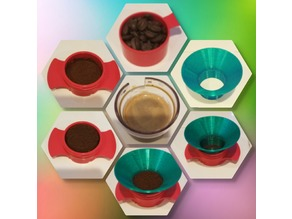 Cafflano Kompresso Funnel
