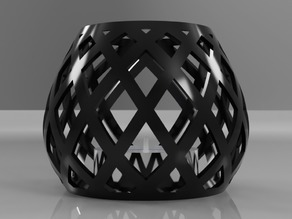 Parametric Candle Cup