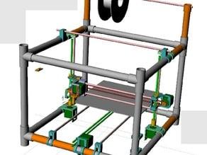 3D-Printer-PVC
