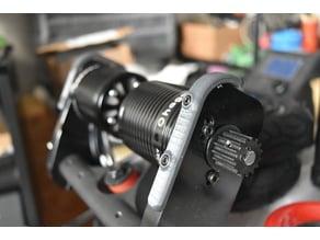 Haggyboard Motor mount alf-Bumper for Haggy Drive kit