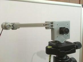 3d scanner , ELP camera  and line laser