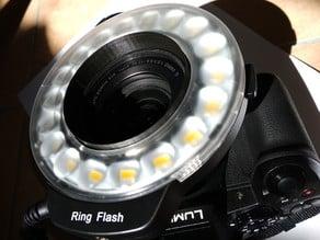 Lens Hood Adapter for RF-600D LED Ring Light