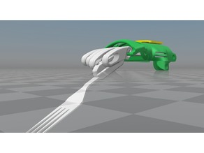 [PLUGIN] Athomic Lab Prosthesis [RIGHT] - Spoon&fork Support