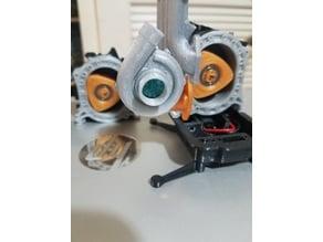 1-10 Scale Mazda RX7 Wankel rotary engine