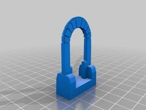 HeroQuest Basic Door (smaller version)