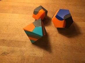 Platonic puzzles