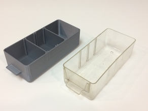 Customizable Storage Box Drawer
