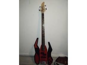 Bass Guitar Body