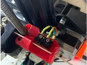 Filament runout sensor holder for Ender 3