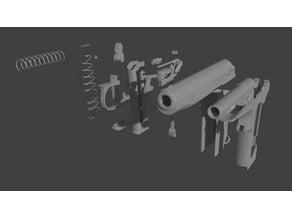 Makarov Hand Pistol