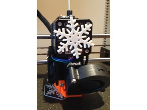 Snowflake Extruder Visualizers
