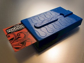 Stiletto Business Card Case