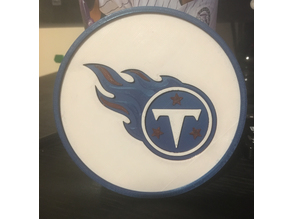 Tennessee Titans Coaster