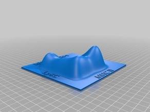 3D Density Plot for Flow Cytometry