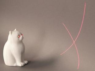 Laser Kitty