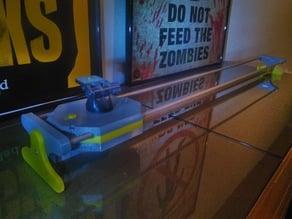 Beltless motorized camera slider