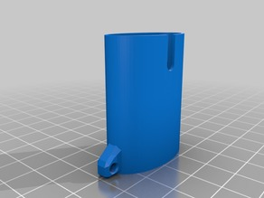 Open Source Flashlight Kit - Body Keyring