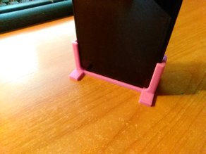 Another phone stand (Lenovo P70)